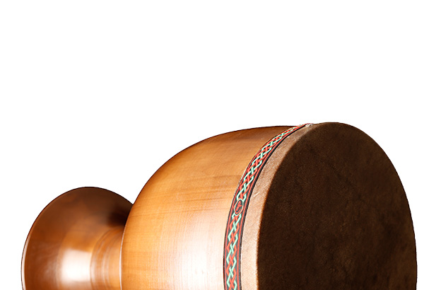 Persian Tombak | Tombak instrument